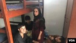 افغان خواتین فٹبالرز کا کہنا ہے کہ افغانستان میں خواتین فٹبالرز کے لیے حالات اب سازگار نہیں رہے۔