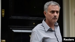Jose Mourinho yerekeje mu ikipi ya Manchester United