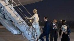 Le président américain boucle son voyage de deux jours en Inde