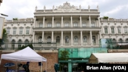 舉行伊核談判的維也納科堡宮酒店。