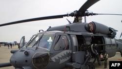 黑鹰直升机(资料)