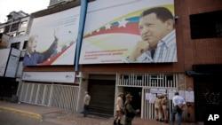Los venezolanos recuerdan al expresidente Hugo Chávez, de cuyo fallecimiento se cumplen cinco años.