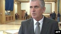 """Bajram Redžepi, ministar unutrašnjih poslova Kosova, ocenio je da je bezbednosna situacija na severu Kosova """"napeta zbog akcije srpskih kriminalnih organizacija"""""""