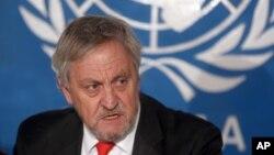 Utusan Khusus PBB Untuk Afghanistan Nicholas Haysom (Foto: dok).