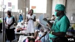Kanpay Vaksinasyon Kont Kolera ann Ayiti
