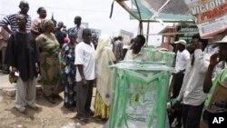 Wani tsohon hoton masu zabe a birnin Ibadan, jahar Oyo