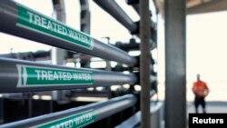 Müasir su təmizləmə sistemi dünya boyu insanların sağlamlığını qoruyan başlıca amildir.