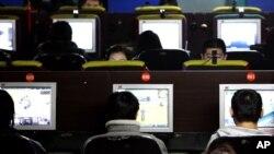 Kepolisian Beijing mengancam hukuman berat bagi pengguna internet yang mengecam Partai Komunis Tiongkok (Foto: ilustrasi).