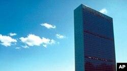 在紐約的聯合國總部(資料圖片)