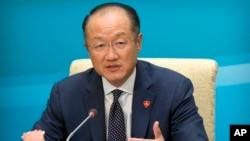 Presiden Bank Dunia, Jim Yong Kim (foto: dok).