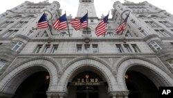 Tư liệu - Khách sạn Quốc tế Trump ở Washington