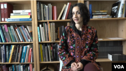 مریم غنی میگوید تلاش ها برآن است تا محتوای تصویری آرشیف افغان فلم دیجیتالی ساخته شود