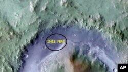 مریخ پر معدنیات کی موجودگی کا انکشاف