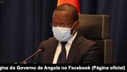 Adão de Almeida, ministro de Estado e Chefe da Casa Civil do Presidente da República