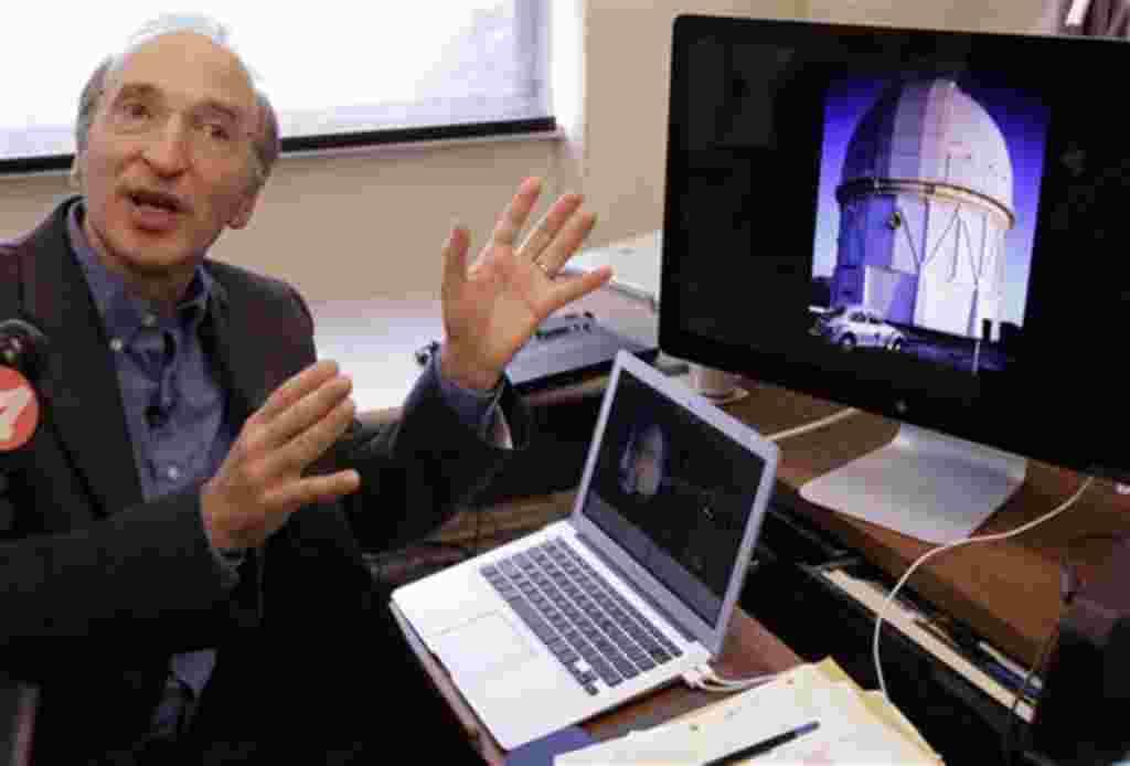 El estadounidense Saul Perlmutter, compartirá el premio Nobel de Física 2011 y sus $1,5 millones de dólares con su compatriota Adam Riess y el australiano-estadounidense Brian Schmidt.