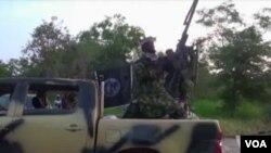 US Soldiers in Cameroon - Boko Haram