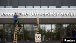 L'Université Technique de Berlin (TU) en Allemagne, où Facebook va envoyer 4 serveurs pour aider dans la recherche sur l'intelligence artificielle.