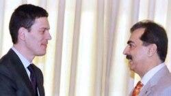 وزیر امور خارجه بریتانیا: ثبات افغانستان به پاکستان بستگی دارد