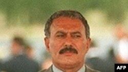 Tổng Thống Yemen, ông Ali Abdullah Saleh