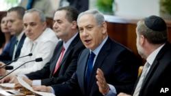نخست وزیر اسرائیل در جلسه کابینه دولت گفت شاهد بهبود قابل توجه روابط اسرائیل با آرژانتین خواهیم بود - عکس آرشیو