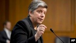 Napolitano había anunciado el mes pasado que renunciaba para irse a trabajar al sistema universitario de California.
