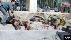 در حمله انتحاری در افغانستان ۳ سرباز آمریکایی کشته شدند
