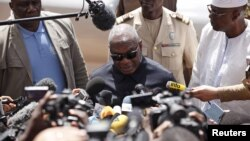 Ibrahim Boubacar Keïta, le président malien