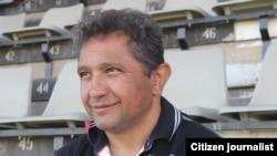 Highlanders coach Erol Akbay.