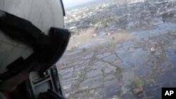 美国国际发展署在2005年海啸后向印尼提供救援
