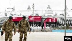 Bezbednost tokom Olimpijade u Britaniji čuva preko 18 hiljada vojnika