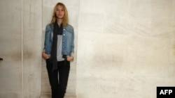 Američka manekenka Sara Zif započela je karijeru sa 14 godina.