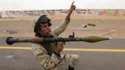 تلاش قذافی برای تصرف زاویه و راس الانوف