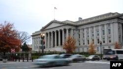 Будівля Міністерства фінансів США