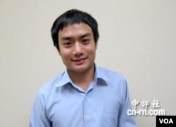 台湾国民党中央总部发言人(中评社照片)