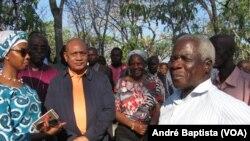 Afonso Dhlakama preocupado com refugiados