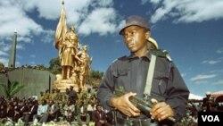 Pamarinda anovigwa magamba eNational Heroes Acre
