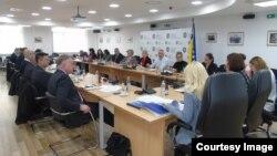 Sastanak Udarne grupe za borbu protiv trgovine ljudima i organiziranih ilegalnih migracija