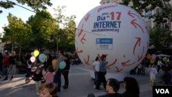 El año pasado en Madrid las celebraciones por el Día de Internet superaron espectativas.