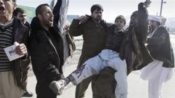 تظاهرات ضد آمریکایی روزهای گذشته در افغانستان دوازده کشته به جای گذاشته است