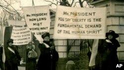 1918 წელი, ვაშინგტონი