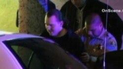 2012-01-05 粵語新聞: 洛杉磯縱火嫌疑人被控並在自殺監控下
