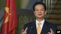 Perdana Menteri Vietnam Nguyen Tan Dung.