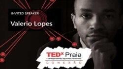 TEDxPraia: Conectar o passado africano com o futuro do mundo