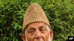 کشمیری آزادی پسند رہنما، سید علی شاہ گیلانی