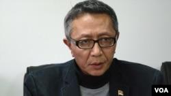 貢嘎札西 達賴喇嘛駐北美代表處中國事務聯絡員