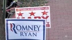 Выборы в США: голосует Вашингтон