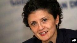 Министр юстиции Грузии Теа Цулукиани