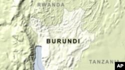 Burundi : la classe politique compte sur un appui américain au processus électoral
