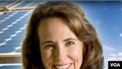 Gabrielle Giffords, 40 tahun, menjadi anggota Kongres AS sejak tahun 2006.
