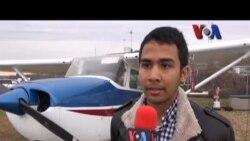 Wiratama, Pilot Indonesia di AS - VOA untuk Dahsyat